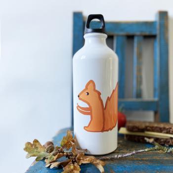 Trinkflasche Eichhörnchen